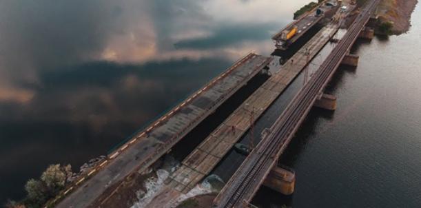 У Нікополі відремонтували міст для авто