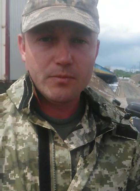 Як годують військових в Олексіївці