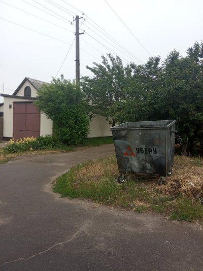 Нікопольці стурбовані сміттям під вікнами